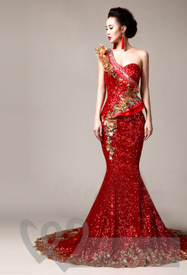 Expensive Red Dresses