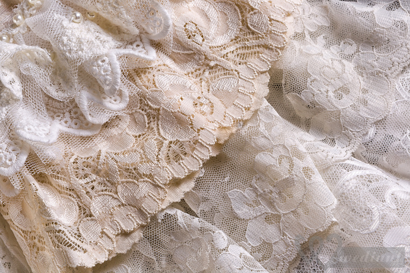 Different Kinds Of Wedding Fabrics For A Bridal Dress