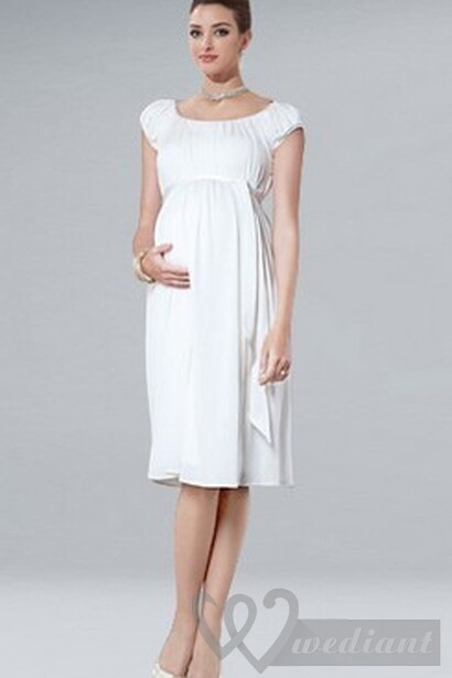 Maternity wedding dresses #5