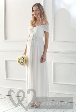 Maternity wedding dresses #2