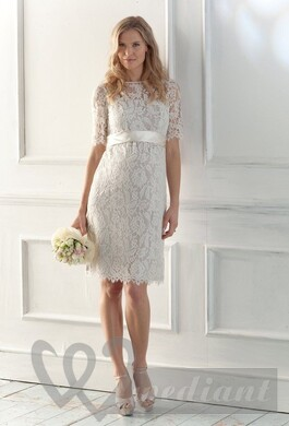 Maternity wedding dresses #3