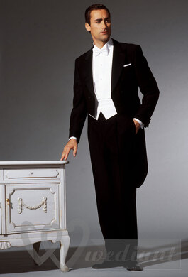 Wedding tailcoat #1