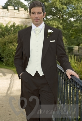 Wedding tailcoat #2