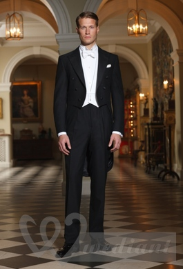 Wedding tailcoat #3
