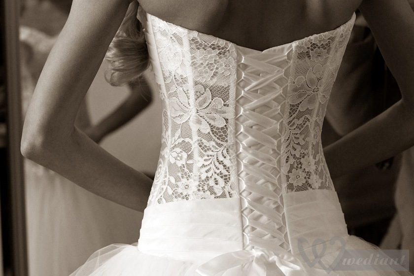 Wedding dresses on hire