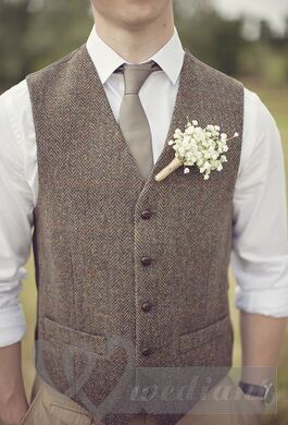 Men's suits for wedding in the style of 1930s #2