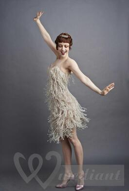 Dresses in the style of 1920s or 1930s #2