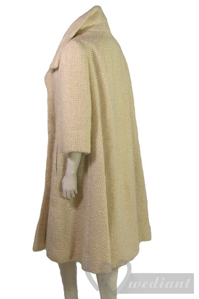 Wedding coat of 1950s #5
