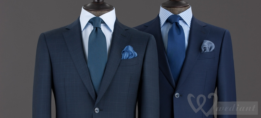How to choose a suit for the groom?