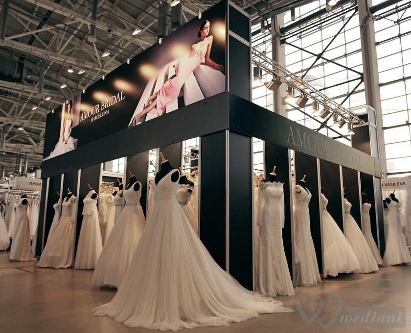 "Wediant's Team Will Take a Part in the Annual Moscow Wedding Exhibition ""Wedding Fashion Moscow"""