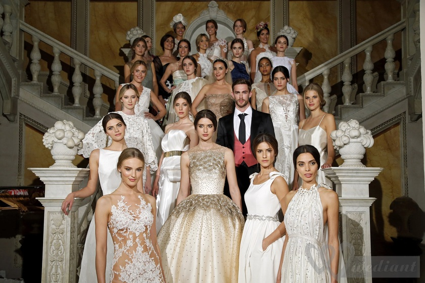 Barcelona Bridal Fashion Week 2015 Has Opened New Fashionable Stylish Trends