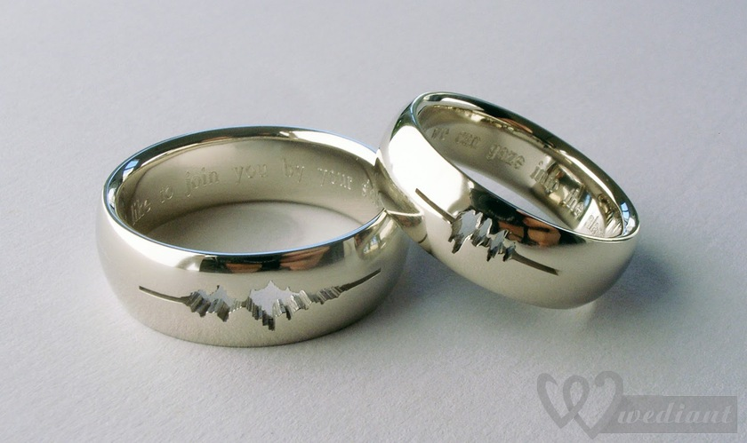 How to choose the best wedding ring for a bride?