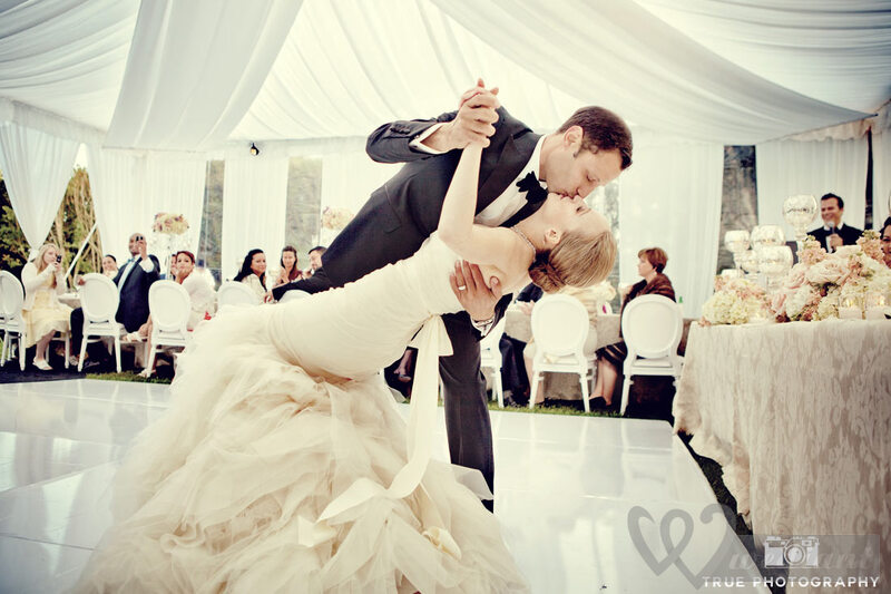 Waltz as a wedding dance