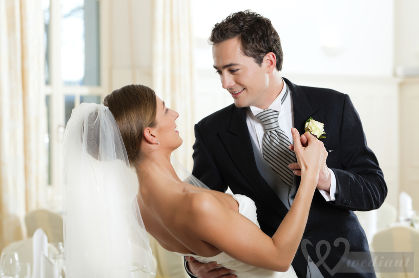 How to make your first wedding dance ideal?