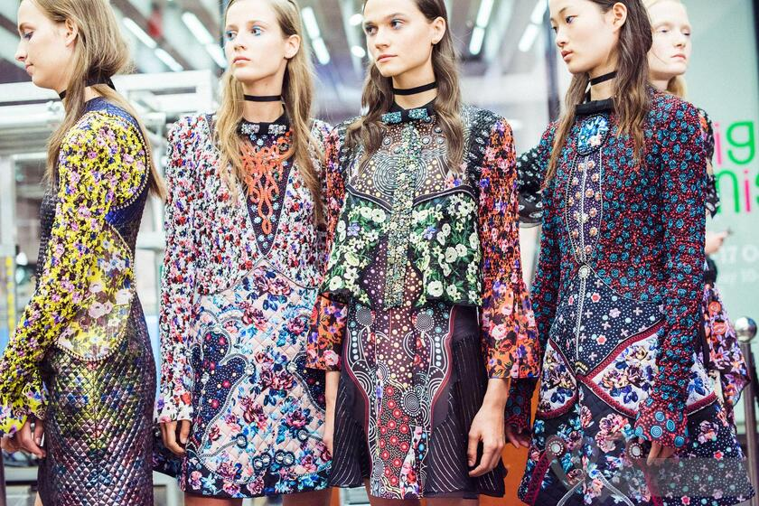 London Fashion Week has confirmed new fashion trends, which were shown in Madrid Fashion Event