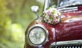 What kinds of wedding car accessories are the most popular for decorating?