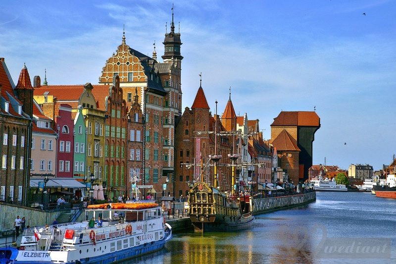 Magnificent Gdansk