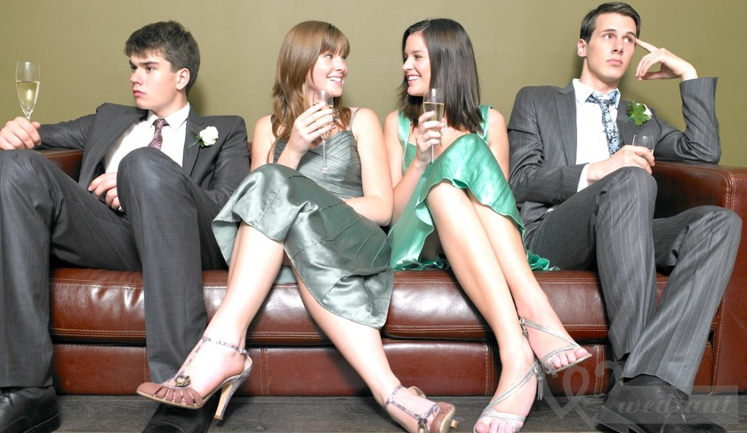Six inconvenient things for guests, which can be avoided before each wedding celebration