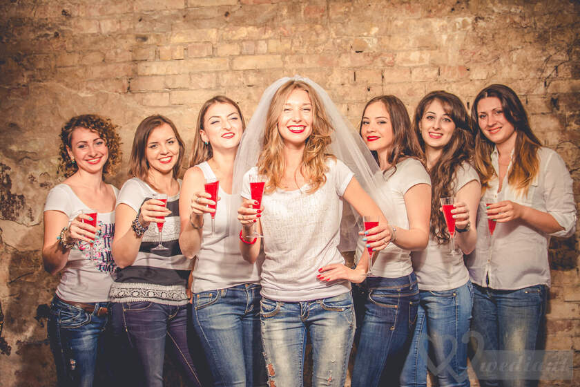 How to organize a hen party before the wedding celebration?